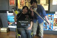 サポート 日本車椅子ビリヤード協会 /エターナル