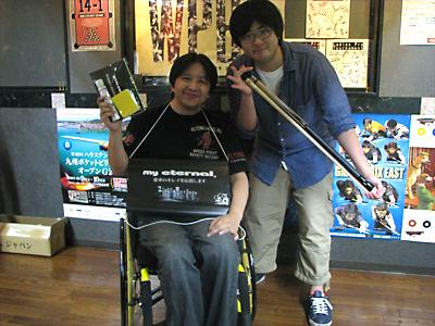 日本車椅子ビリヤード協会 /エターナル