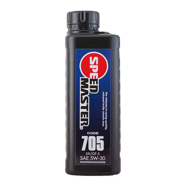 スピードマスターオイル SPEEDMASTER コード705 5w30 1L (エンジンオイル)